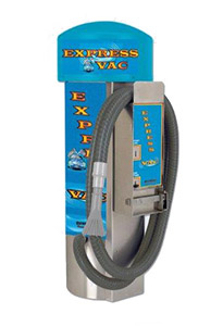 Express Vac distributed by Tri State Car Wash Solutions