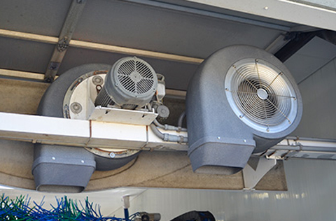 Car Wash Automatic Dryers distributed by Tri State Car Wash Solutions