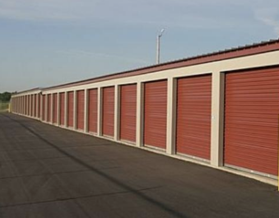 American Steel Self-Storage Units built by Tri State Car Wash Solutions, Griggsville, IL