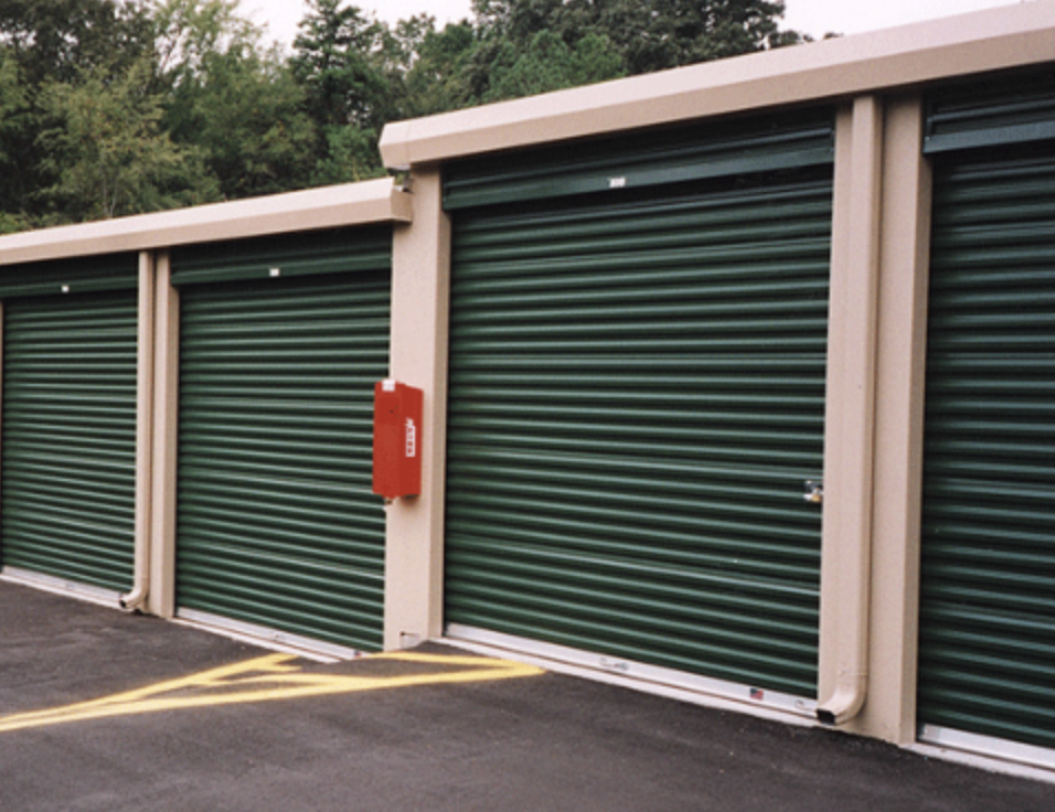 American Steel Self-Storage Unit built by Tri State Car Wash Solutions, Griggsville, IL